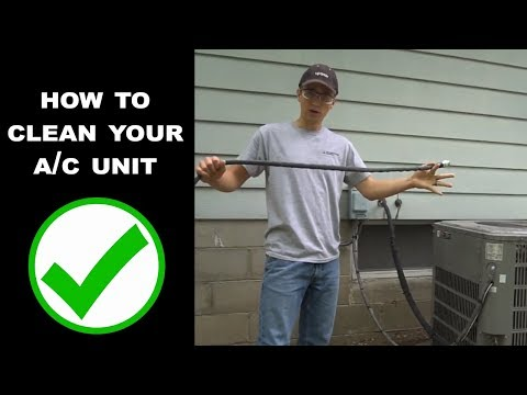 Do You Need to Clean Your AC Condenser Unit?