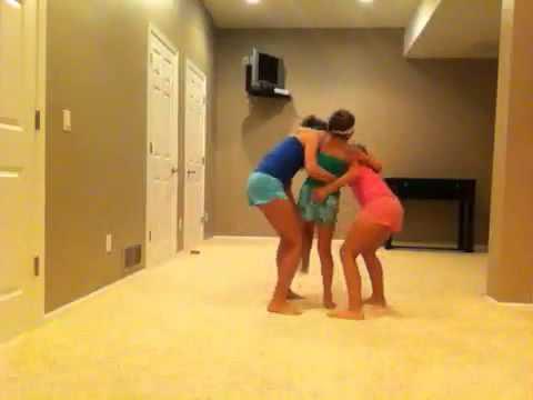 Cheer Stunts -3
