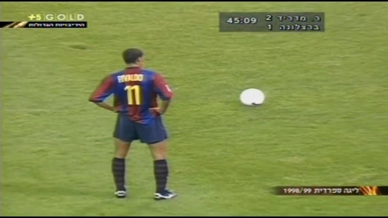 Rivaldo vs Real Madrid (Away) - Primera División 19/09/1998