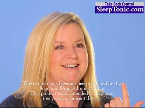 Sleep After Menopause! Take Back Control Sleeptonic.com