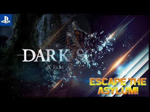 【Dark Souls Remastered】Escape the Asylum!