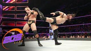 Neville vs. Ariya Daivari: WWE 205 Live, July 25, 2017