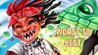 Download Worst to Best: 'A Love Letter to You 3' by Trippie Redd Video