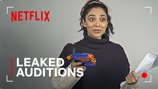 Sobhita Dhulipala Leaked Audition Tape | Ghost Stories | Netflix