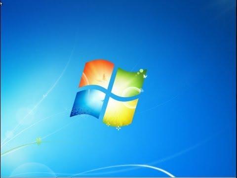 Open Command Prompt From Desktop: Win Vista/7