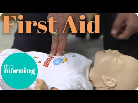 First Aid - How to Perform CPR on a Baby I This Morning