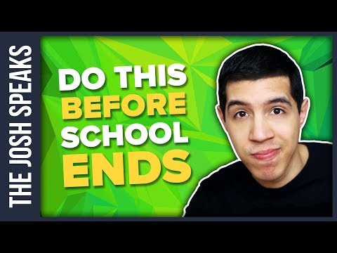 5 Things You MUST Do Before the School Year Ends