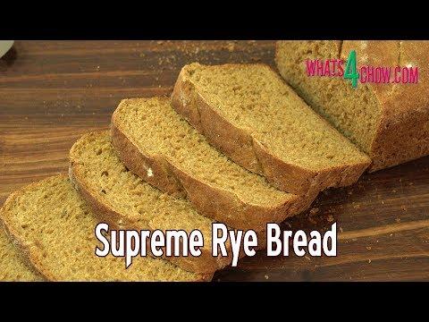Supreme Rye Bread - The Soft Rye Bread Everybody Will Love