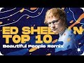 Ed Sheeran Amp Amp Khalid  Beautiful People Miles Away Amp Amp Aymen Remix