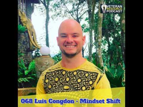 068 Luis Congdon - Mindset Shift