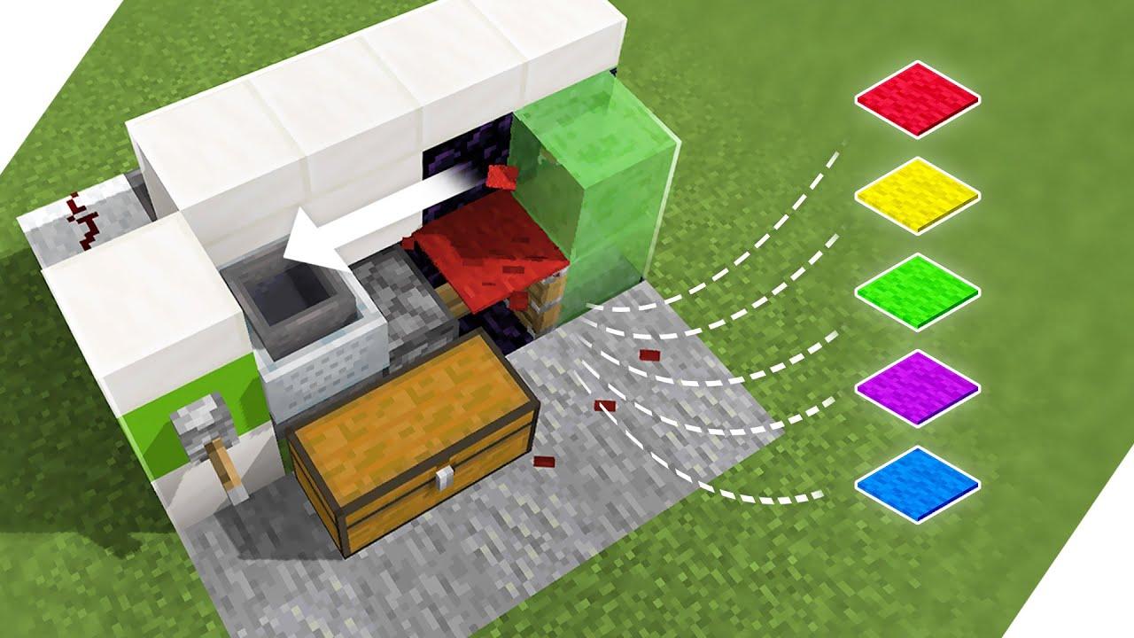 Cara Membuat Carpet Duper (JAVA ONLY) - Minecraft Tutorial Indonesia