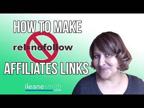 SEO Tip: Add a NoFollow Tag to Affiliate Links on Your Blog