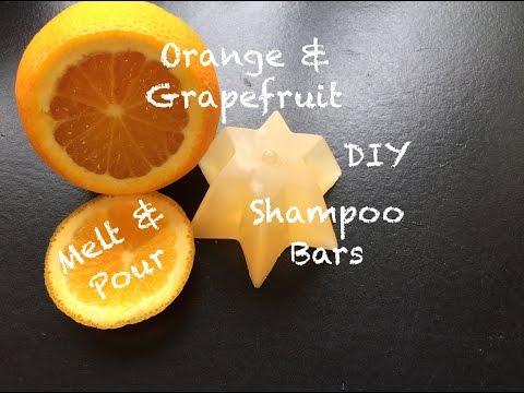 Best Ever DIY Shampoo Bar