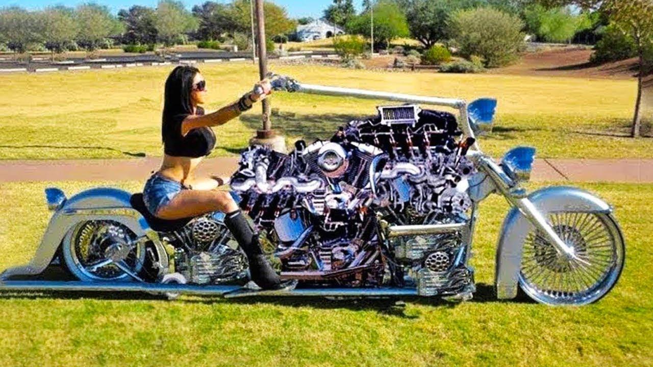 15 Motocicletas Más Inusuales Jamás Fabricadas