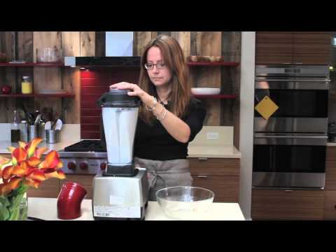 How to make almond milk, hazelnut milk, rice milk, seed milk, etc.