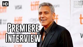 George Clooney   Suburbicon Premiere   TIFF17