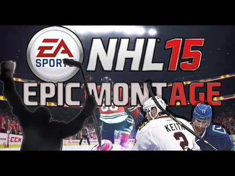 NHL 15 - Goals, Skills And Fight! (EPIC MONTAGE)