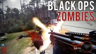 Call of Duty Nazi Zombies In Real Life