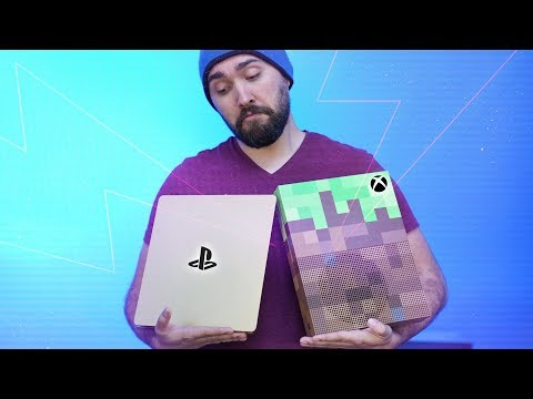 PS4 Slim or Xbox One S in 2018?
