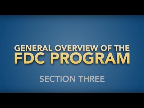 FDC Program   Section 3: Partnering with a VSO