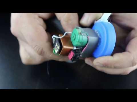How To Make  a Big Bubble Machine l DIY