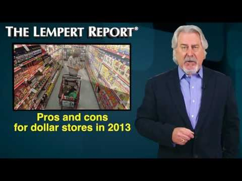 Pros and cons for dollar stores in 2013