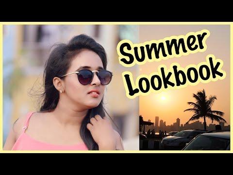 Summer Look book    Nivi Mudaliar  