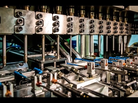 Waterbury Farrel Bullet Assembly Machine