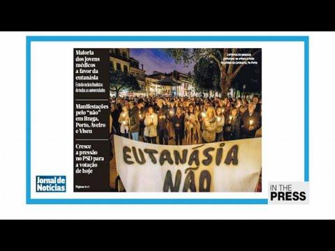 Momentous decision: Portugal votes on legalising euthanasia