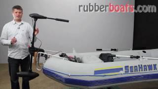 Intex Electric Trolling Motor 40 lb Thrust vs. Minn Kota