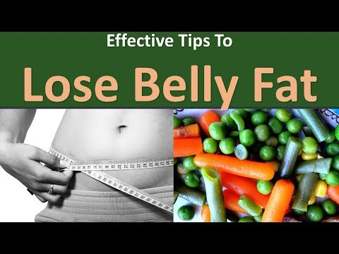 Effective Tips to Lose Belly Fat|Don't Drink Too Much Alcohol