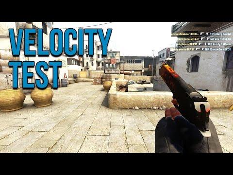 CS:GO - Velocity Test