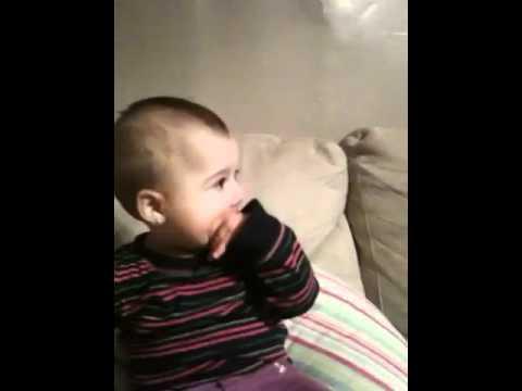 Baby Edan scrunchy nose face