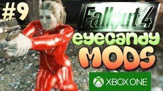 Fallout 4 (Xbox One) Eye Candy Mods #17 - Gunslinger, Sci-Fi