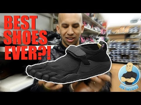 BEST SHOE FOR YOU? FOOTWEAR ADVICE - FOOT HEALTH MONTH 2018 #2