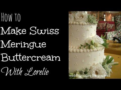 Easy Swiss Meringue Buttercream Recipe
