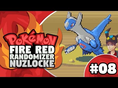 Pokemon FireRed Randomizer Nuzlocke Episode 8 LATIOS and SALT