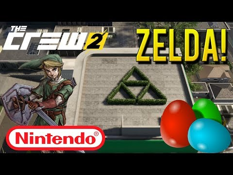 ZELDA EASTER EGG! | The Crew 2