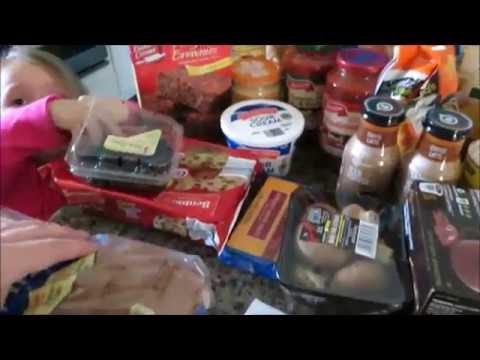 Walmart & Aldis Haul | Grocery Haul