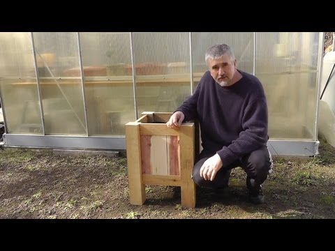 Build A Planter Box