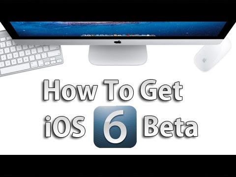 How To Get iOS 6 Today! (Mac & PC)