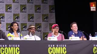 The Flash - Q & A at Comic-Con panel  2017