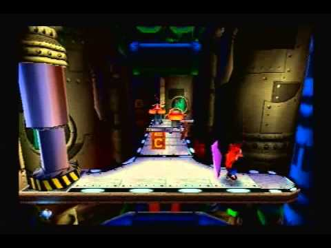 Crash Bandicoot 2 [9]: It's Herbie Hancock