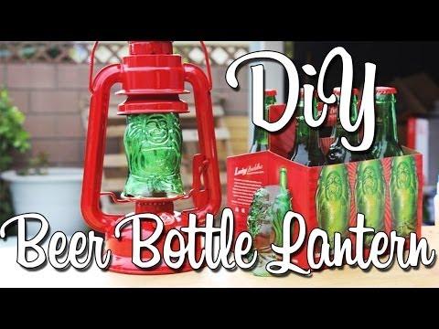 Let's Build: A Beer Bottle Lantern