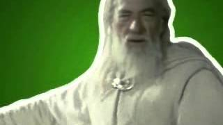 Download Funny Gandalf Commercial Video