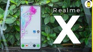 Realme X review: a premium package at a non-premium price   Comparison with Redmi K20