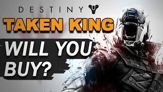 Destiny: Taken King WORTH IT? - Dude Soup Podcast #23
