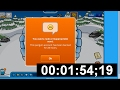 Banned From Club Penguin Speed Run 1m 54s