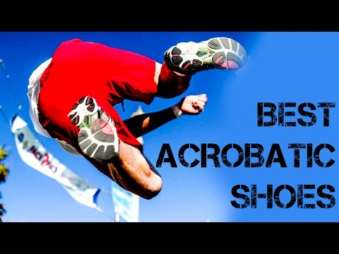 Best Shoes for Freerunning, Parkour, Acrobatics!- Crossfit, Feiyue Wushu etc.