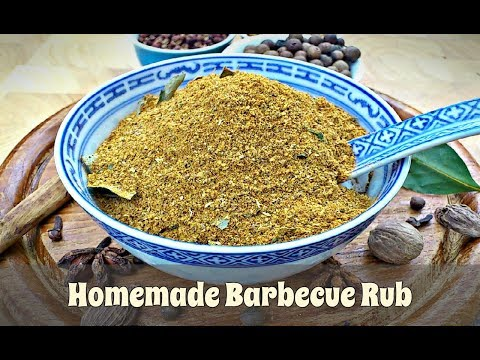 How to Make a Barbecue Rub - Fab Homemade Flavours for Your Grilled Meat | Episode 115